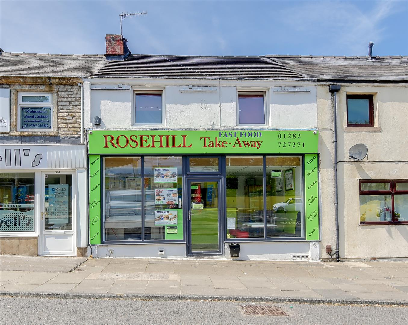 Property for sale in Rosehill Takeaway, Manchester Road, Burnley